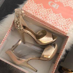 Gianni bini Strap stiletto heel